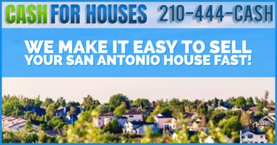 We Make It Easy To Sell Your San Antonio House Fast! 9