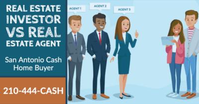Real Estate Investor VS Real Estate Agent 3